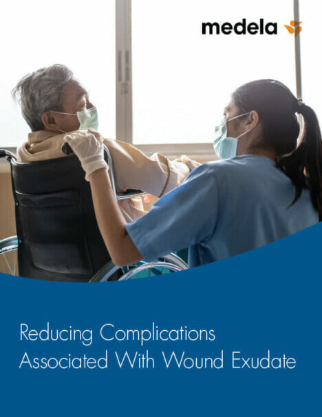 Reducing Complications Associated With Wound Exudate